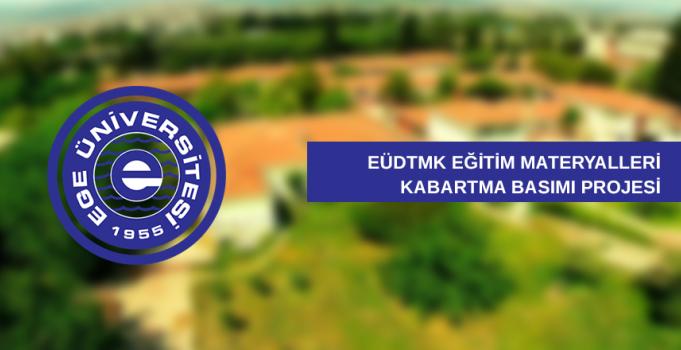TÜRGÖK ve EÜDTMK ''Türk Müziği Eğitiminde Kabartma Nota Materyalleri Geliştirme Projesi''. Ayrıntılar için Tıklayınız